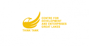 The Centre for Development and Enterprises Great Lakes logo.