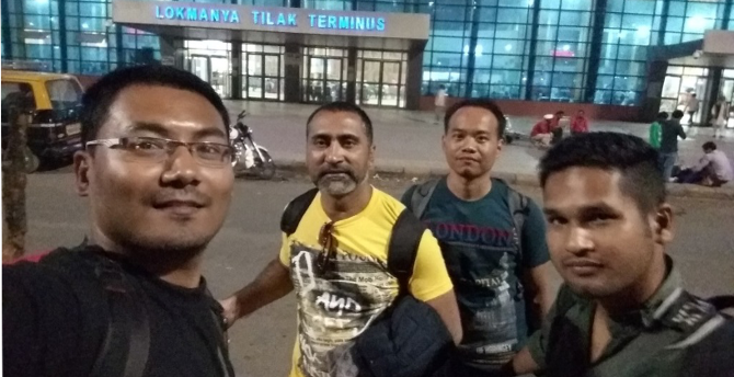 Bikalpa trip to ALF