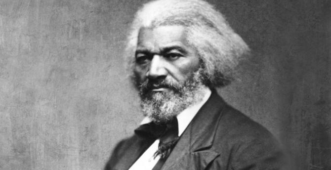 F Douglass