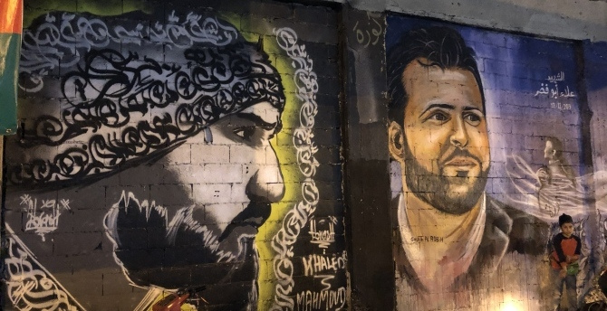 With no simple solution in sight, Lebanese freedom fighters believe the time to act is now—for the future of their country
