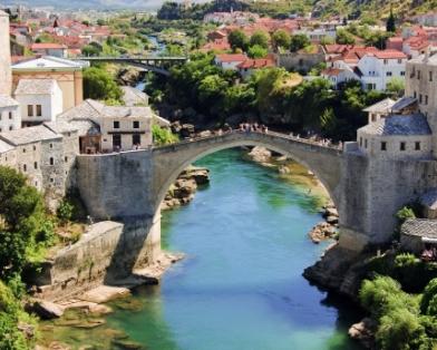 Bosnia and Herzegovina stock