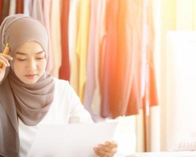 Indonesian women