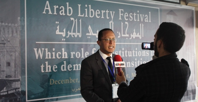 Arab liberty