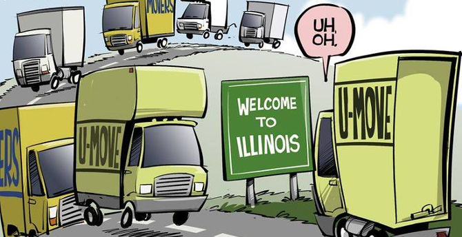 Ipi cartoon welcome to illinois