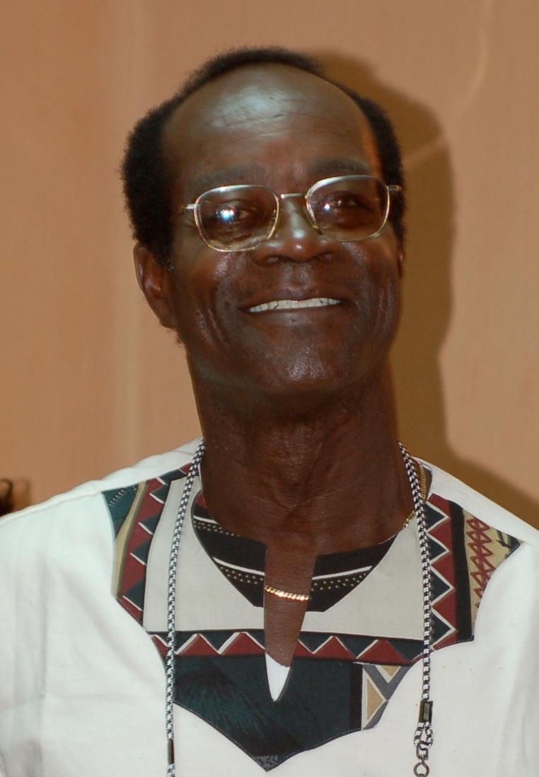 Dr George B N Ayittey