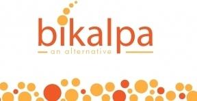Bikalpa logo.
