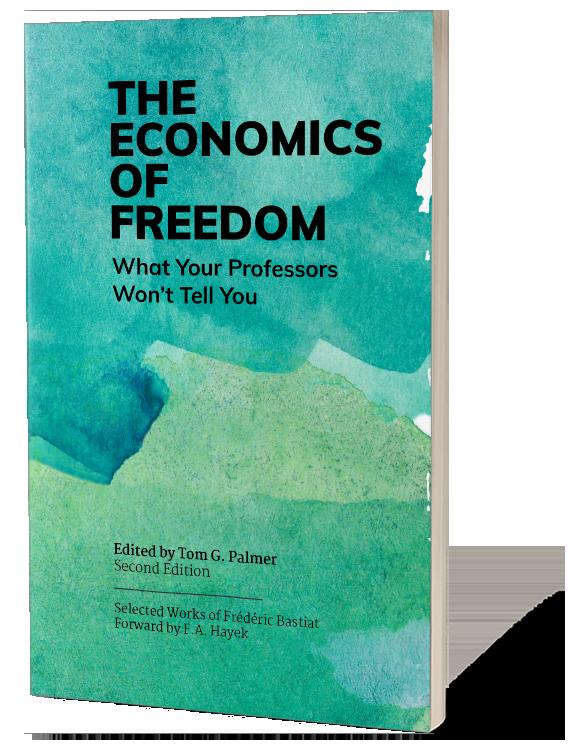 The Economics of Freedom Mock up