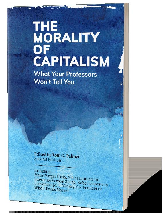 The Morality of Capitalism Mockup
