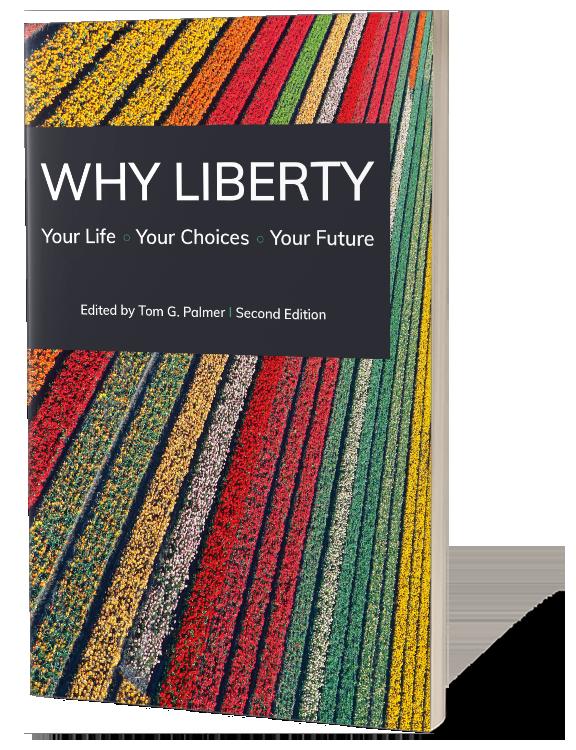 Why Liberty mockup