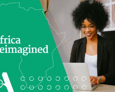 Africa Reimagined Banner