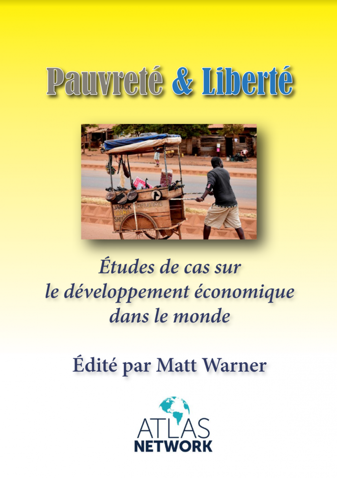 Atlas Network Poverty and Freedom in French.