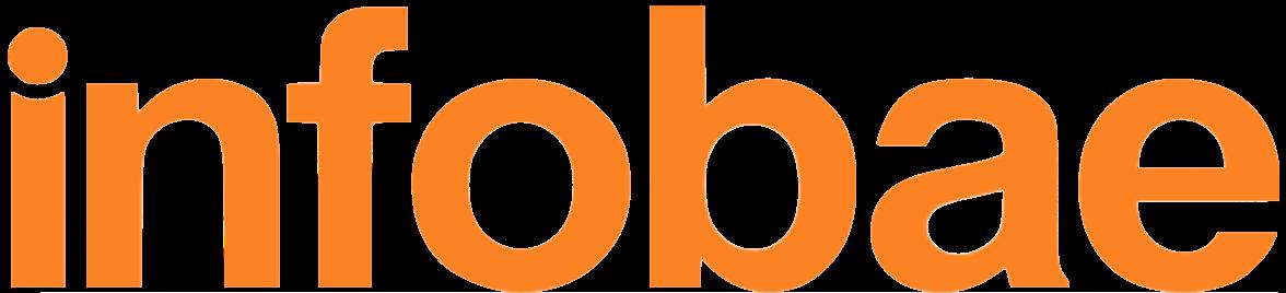 Infobae com logo