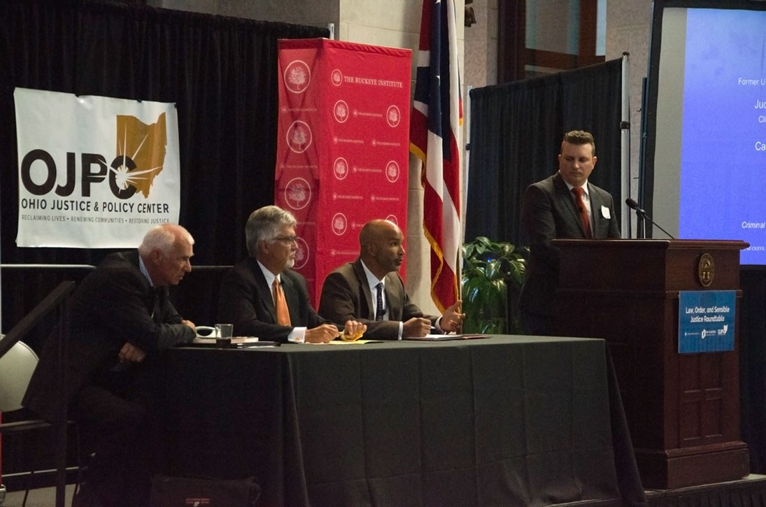 The Buckeye institute, The Coalition for Public Safety, and the Ohio Justice and Policy Center host a conversation with policy makers and leading Law Enforcement officials.