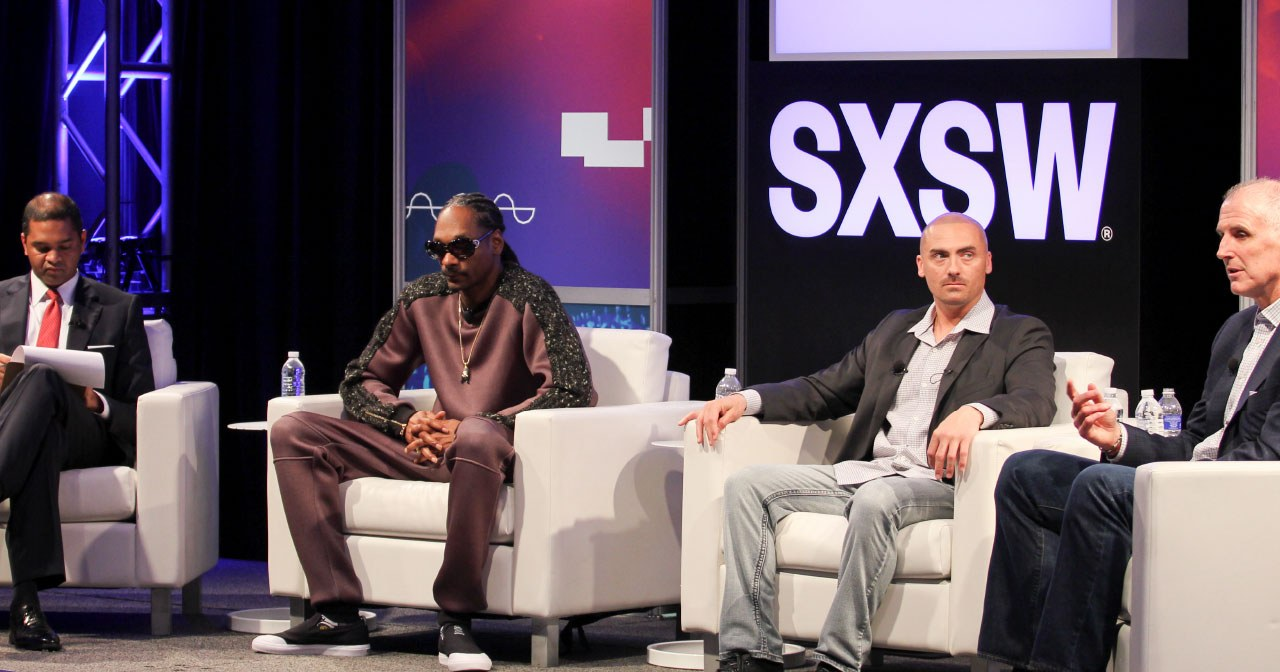 The Charles Koch Institute Criminal Justice Reform Panel at SXSW 2017 IN AUSTIN, TX, Featuring Snoop Dogg.